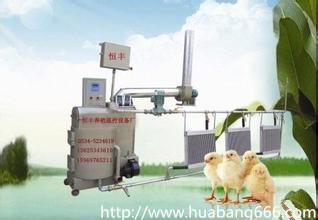 养鸡常用环境控制器